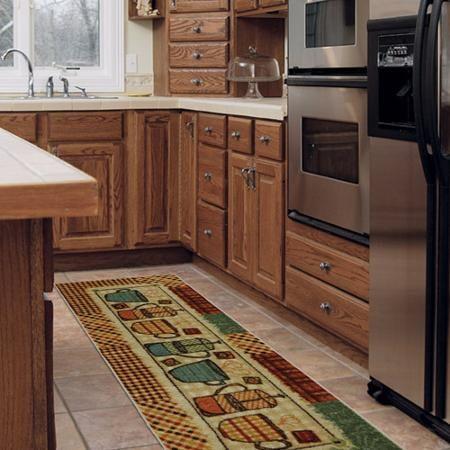 mohawk home patchwork cafe kitchen rug, multi-color | mohawks