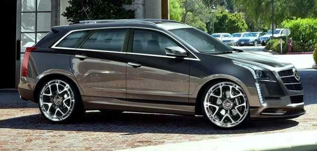 2016 Cadillac SRX Price