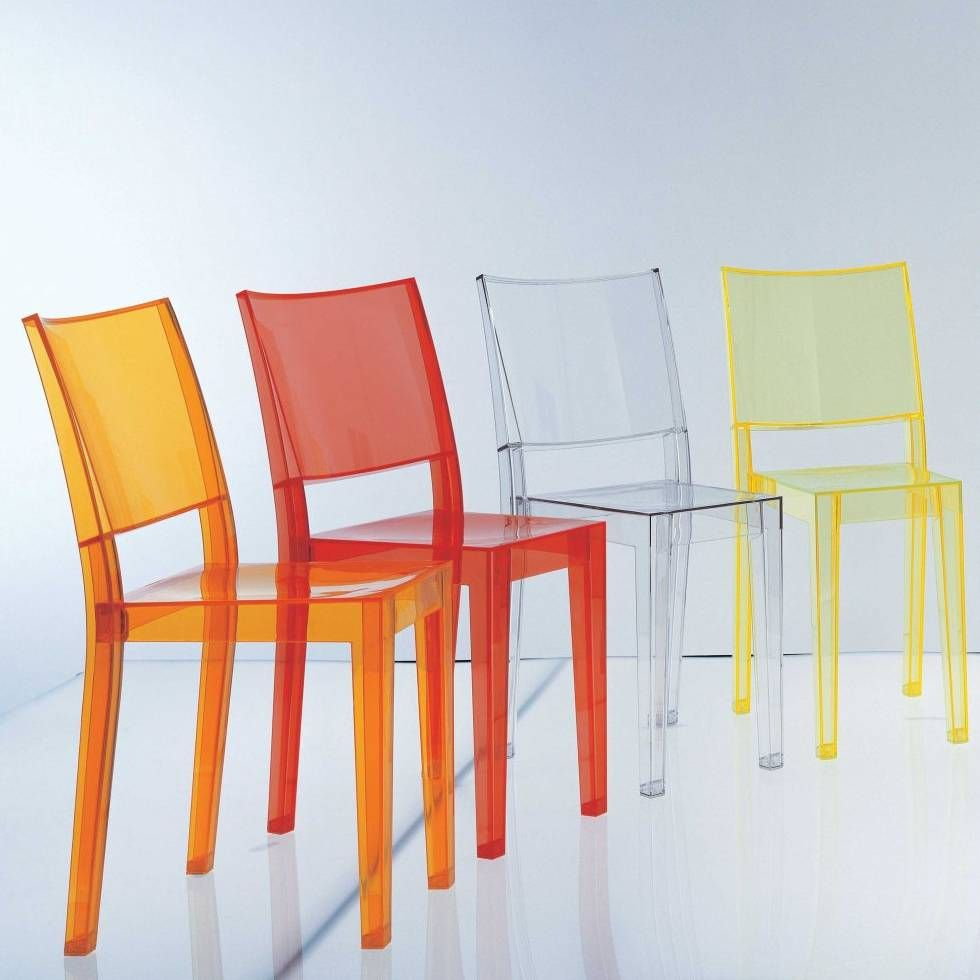 Design Stoelen Philippe Starck.Kartell La Marie Dining Chairs Designed By Philippe Starck The