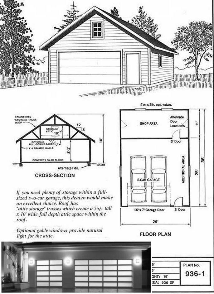top garage storage tips 2 car garage plans garage plans on top 55 best garage workshop ideas basics of garage workshop ideas explained id=82424