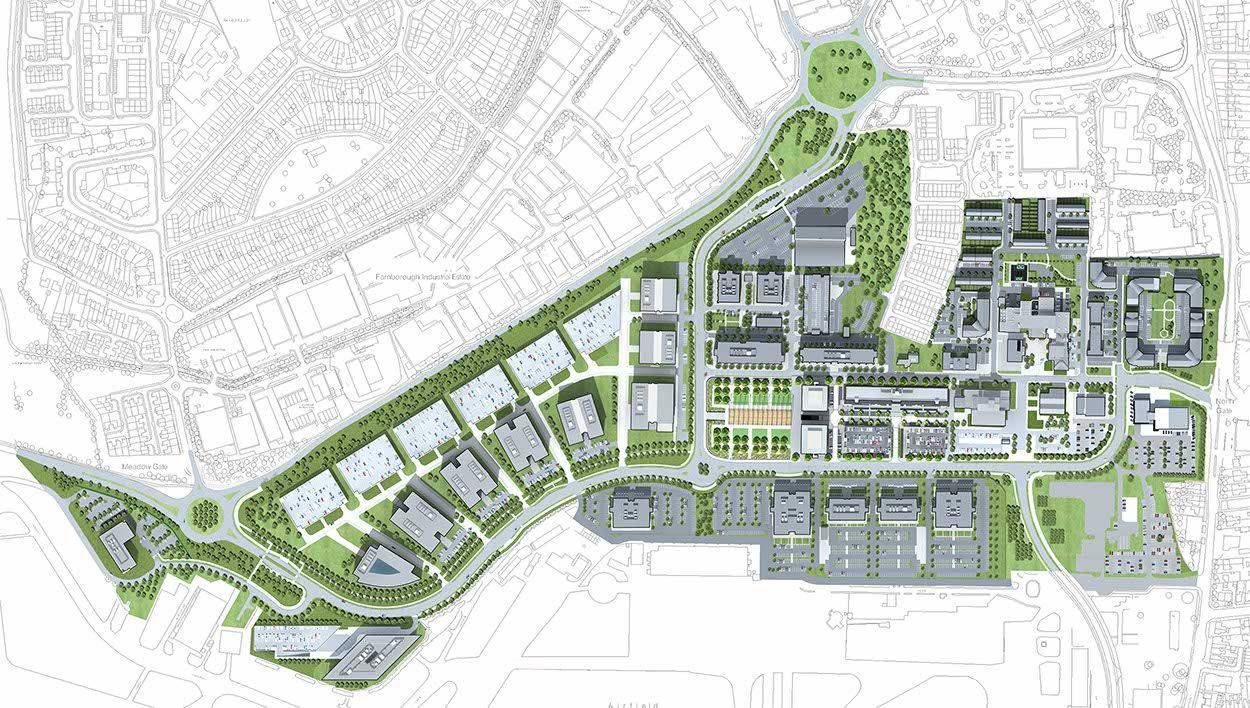 business park master plan Google Search Parking design