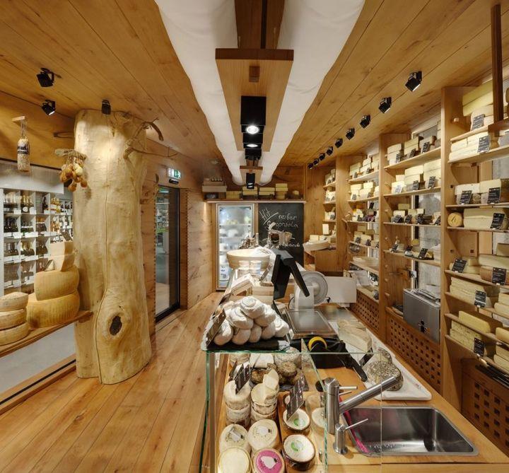 Jelmoli Food Market Zurich By Interstore Design 1413296010 0 Jpg 720 669 Amenagement Magasin Maison Fromagerie