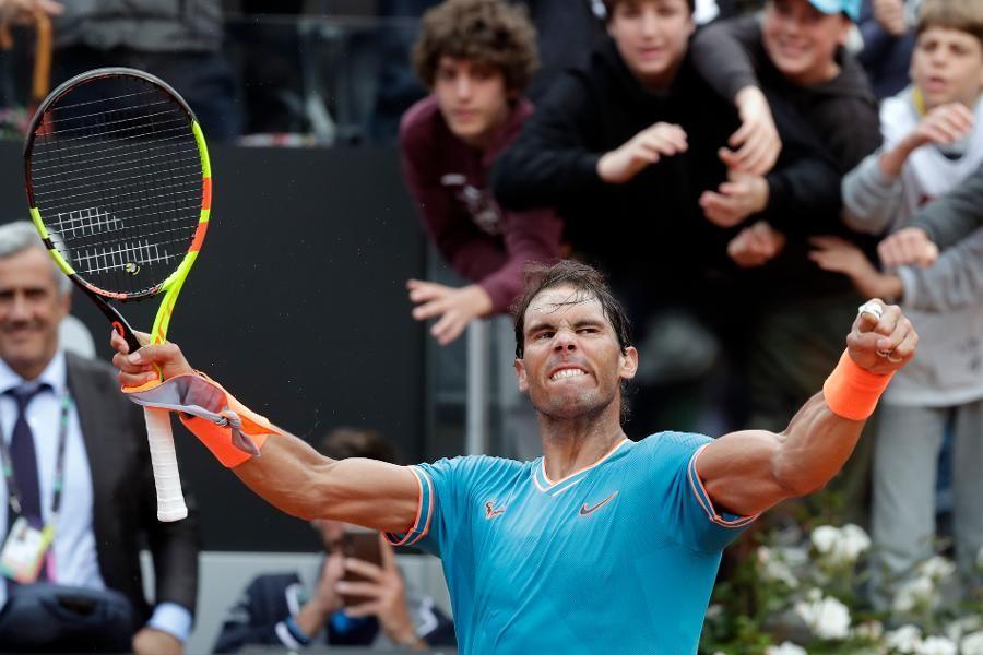 Rafael Nadal Beats Novak Djokovic To Win Italian Open As French Open Full Of History Looms French Open Rafael Nadal Novak Djokovic