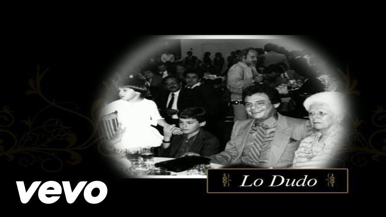 José José - Lo Dudo