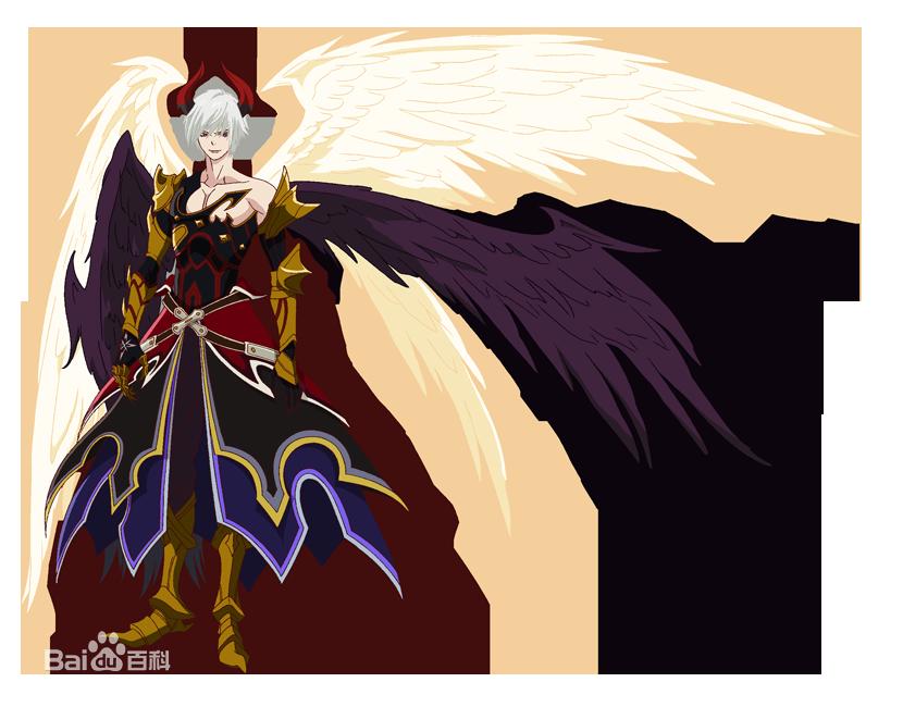 Lucifer,Azazel's brother. Bahamut, Anime demon boy, Anime