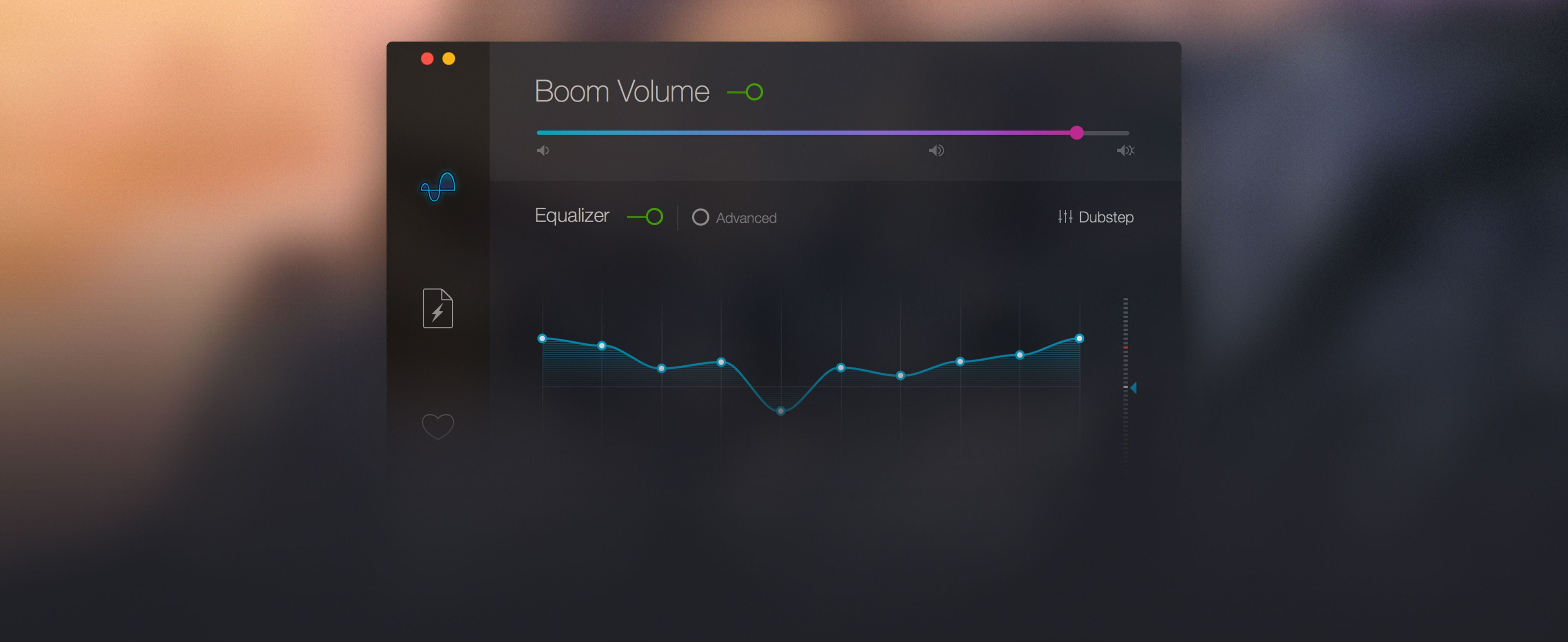 Boom 2 the best systemwide audio booster for mac