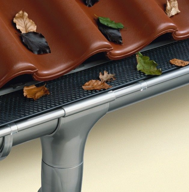 leaf guard system (mit Bildern) Dachrinne, Dach