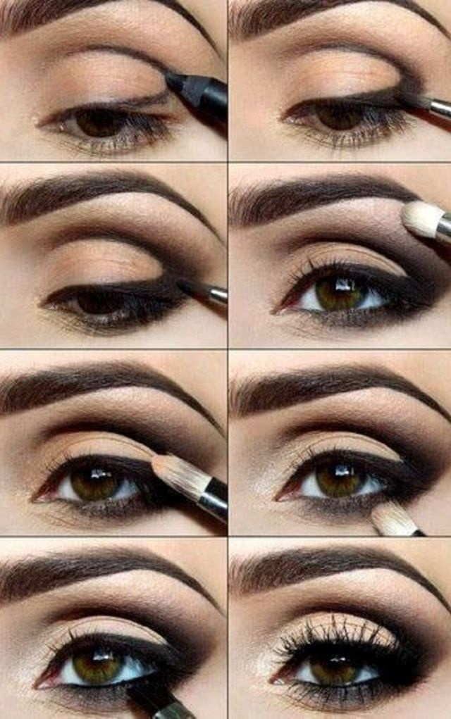 smokey eyes tips 25 easy and dramatic smokey eye