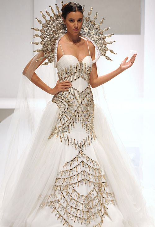 What Queen Nymeria would wear to marry Mors Martell, Dar Sara