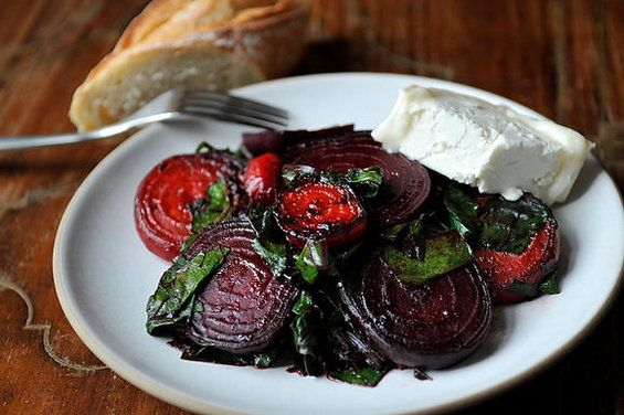 """French """"Peasant"""" Beets"""