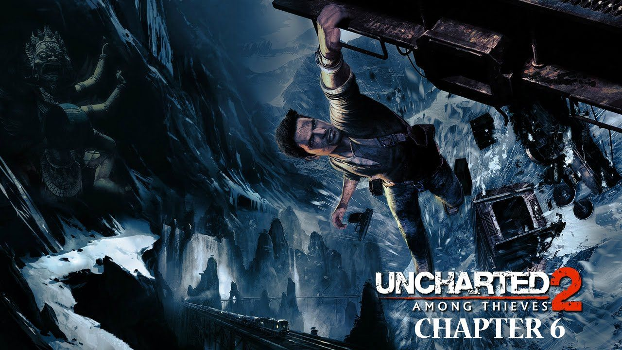 Uncharted 2 Remastered Chapter 6 Desperate Times Brutal