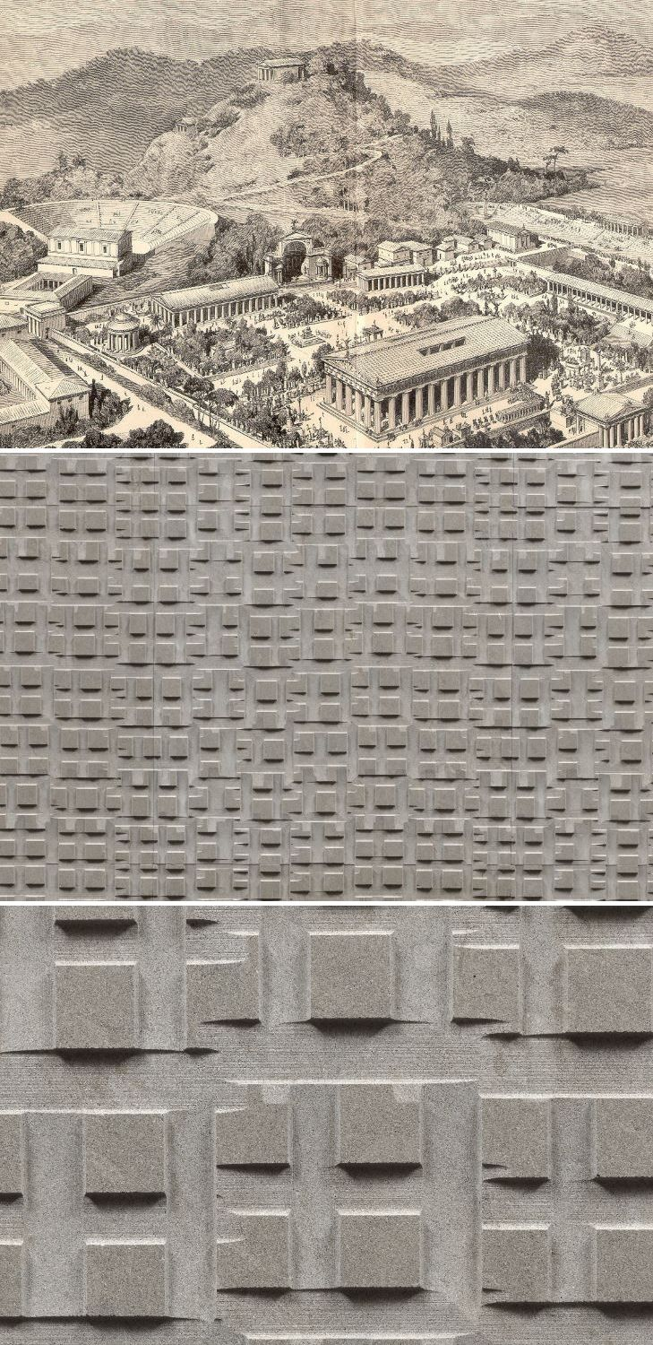From the ideal polis to a designer stone tile: carving out of ...