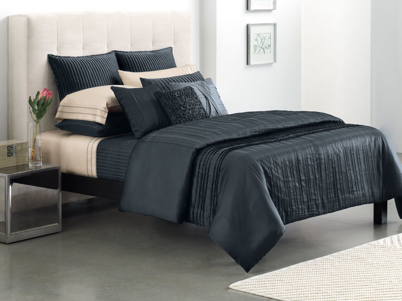 b631fa9d2ba Simply Vera Home for Kohls I usually don't like black in a room but this  look very elegant