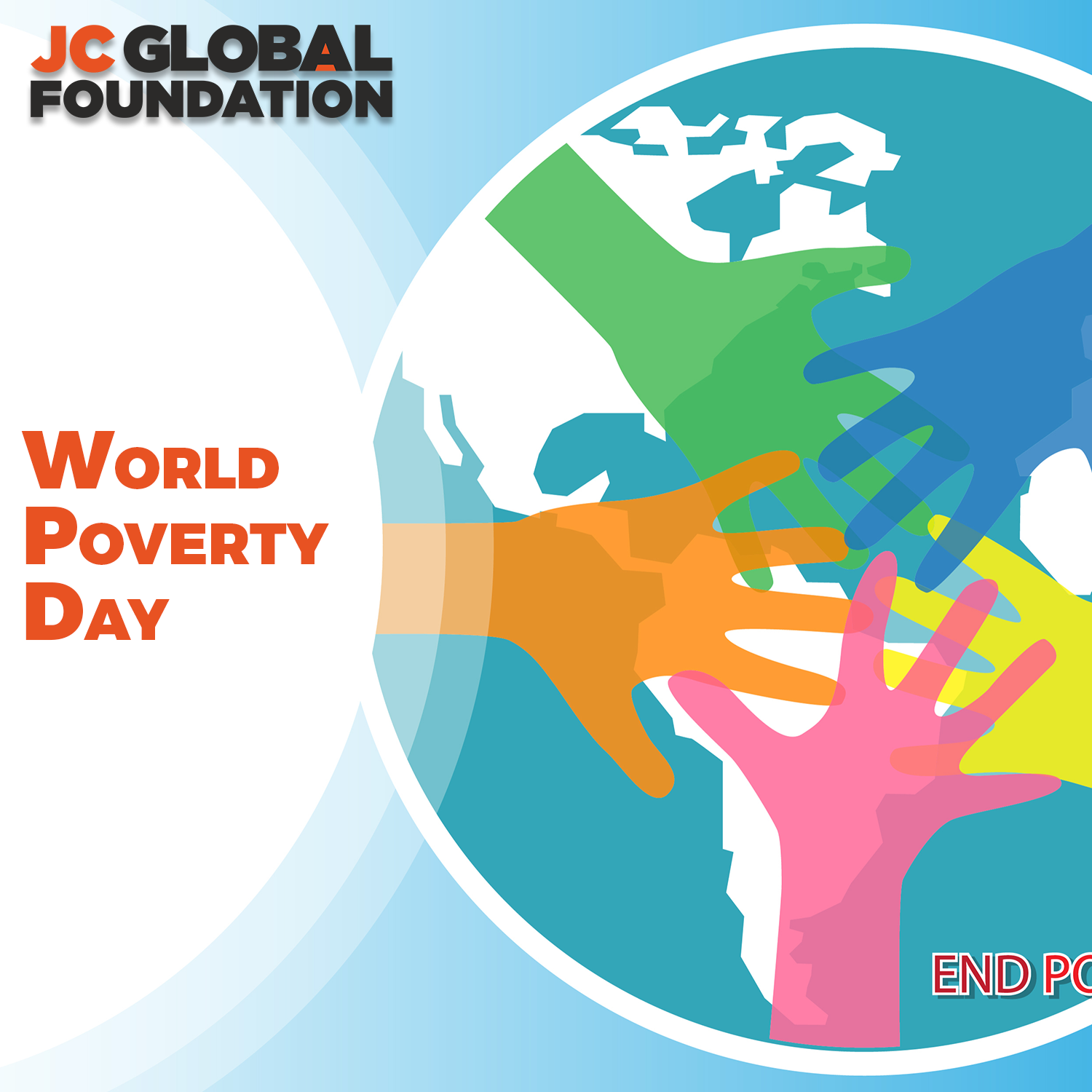 World Poverty Day Aims To Raise Awareness About The Need To End