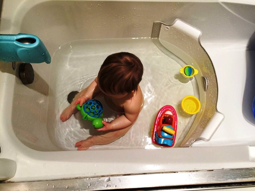 Bathtub Divider For Baby Will Give Us Another Inspiration For Our
