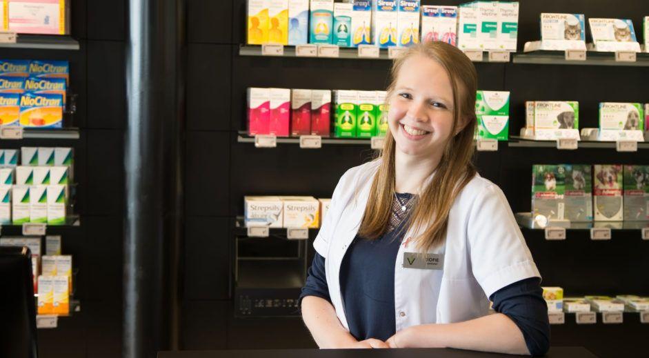 Pharmacie á Sint Job in 't Goor