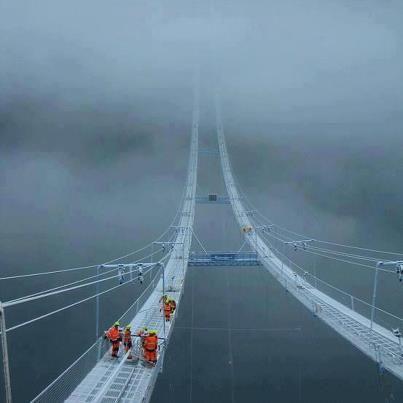 norway sky bridge - Google Search