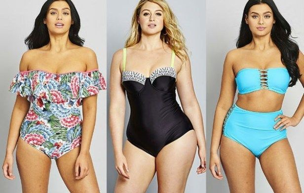7bd27962d45 32 Places to Shop for Plus Size Swimwear - Ready To Stare