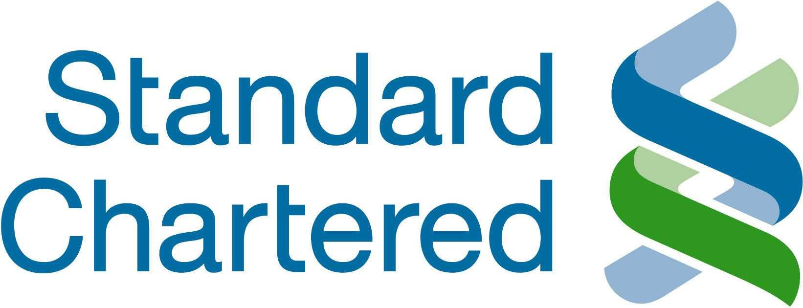 Standard Chartered Soccer Banks logo, Logos, Business