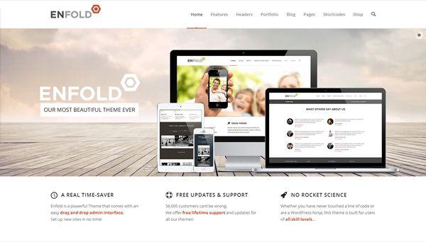 enfold   Diseño Web   Pinterest   Wordpress y Tema de wordpress