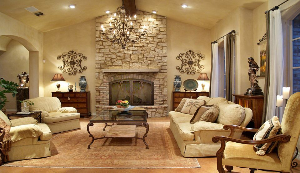 Charming Tuscan Living Room   Google Search
