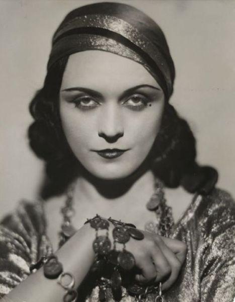 The divine Pola Negri.