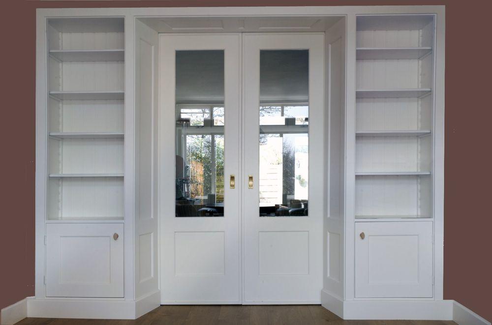 deuren kamer en suite kasten inrichting huis pinterest