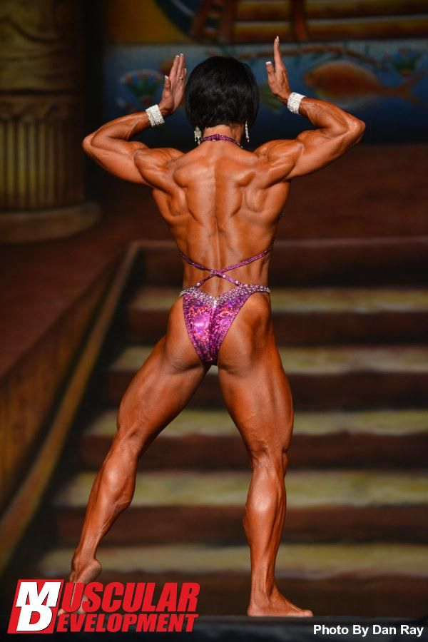 Physique competition stage back posing bodybuilding | Anatomy ...