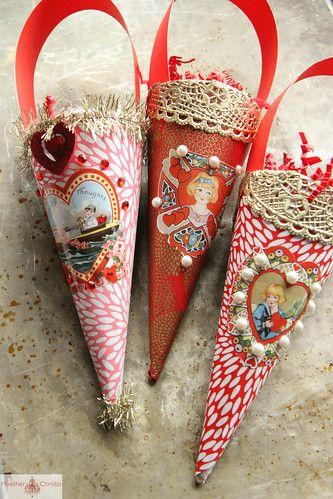 Valentines Day Crafts - Heather Christo