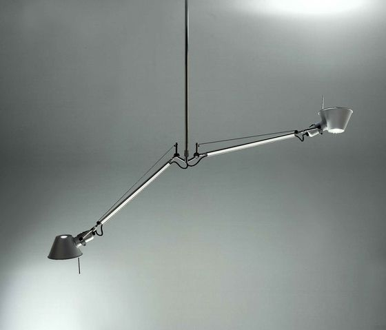Artemide Tolomeo Suspension With Images Tolomeo Lamp Suspension Lamp Artemide Tolomeo