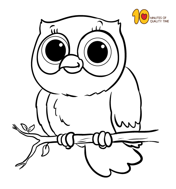 Owl Coloring Page Animal Coloring Pages Owl Coloring Pages Animal Coloring Pages Owls Drawing