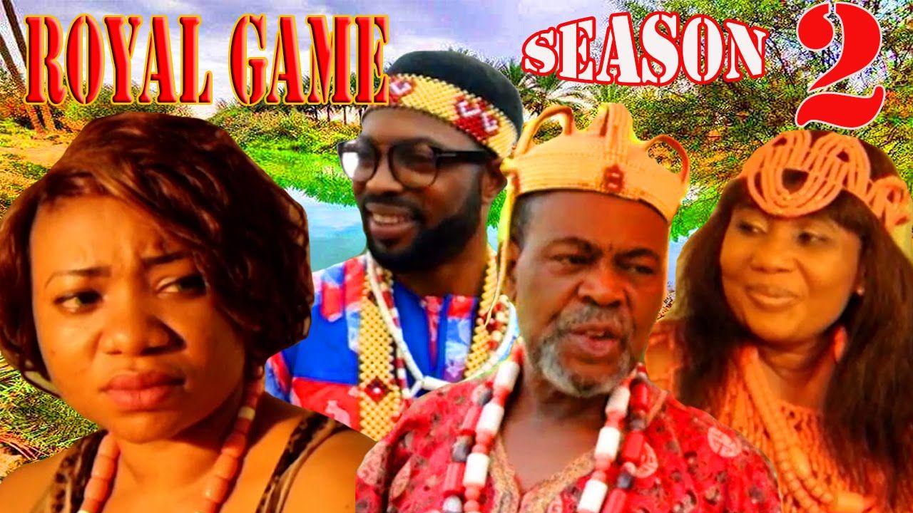 Royal Game Season 2- 2016 Latest Nigerian Nollywood Movie