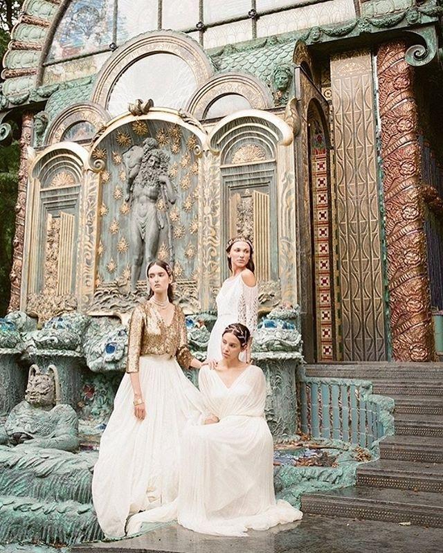 """25 Unique Wedding Ideas To Get Inspire: Moody Art Inspired Wedding Ideas Visually Translating """"The"""