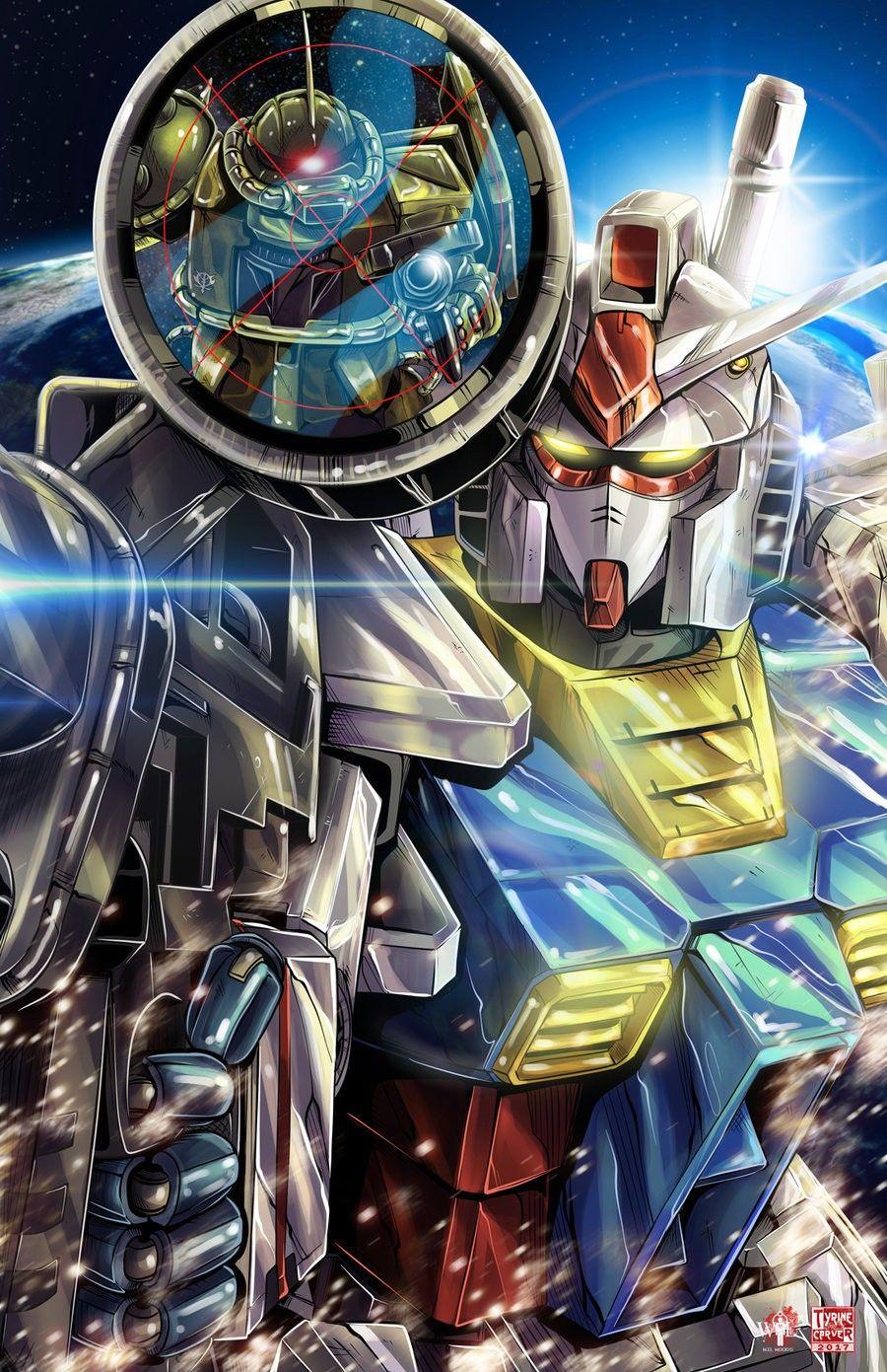 Pin by Aiman AlHakim on MeCHa'S Gundam, Gundam