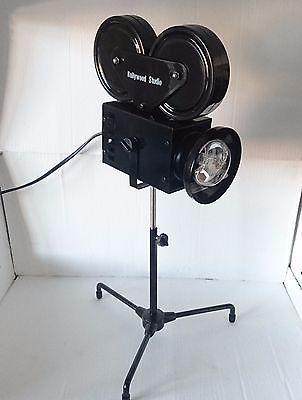 Movie Camera Desk Lamp Vintage Lamps – Franconiaski