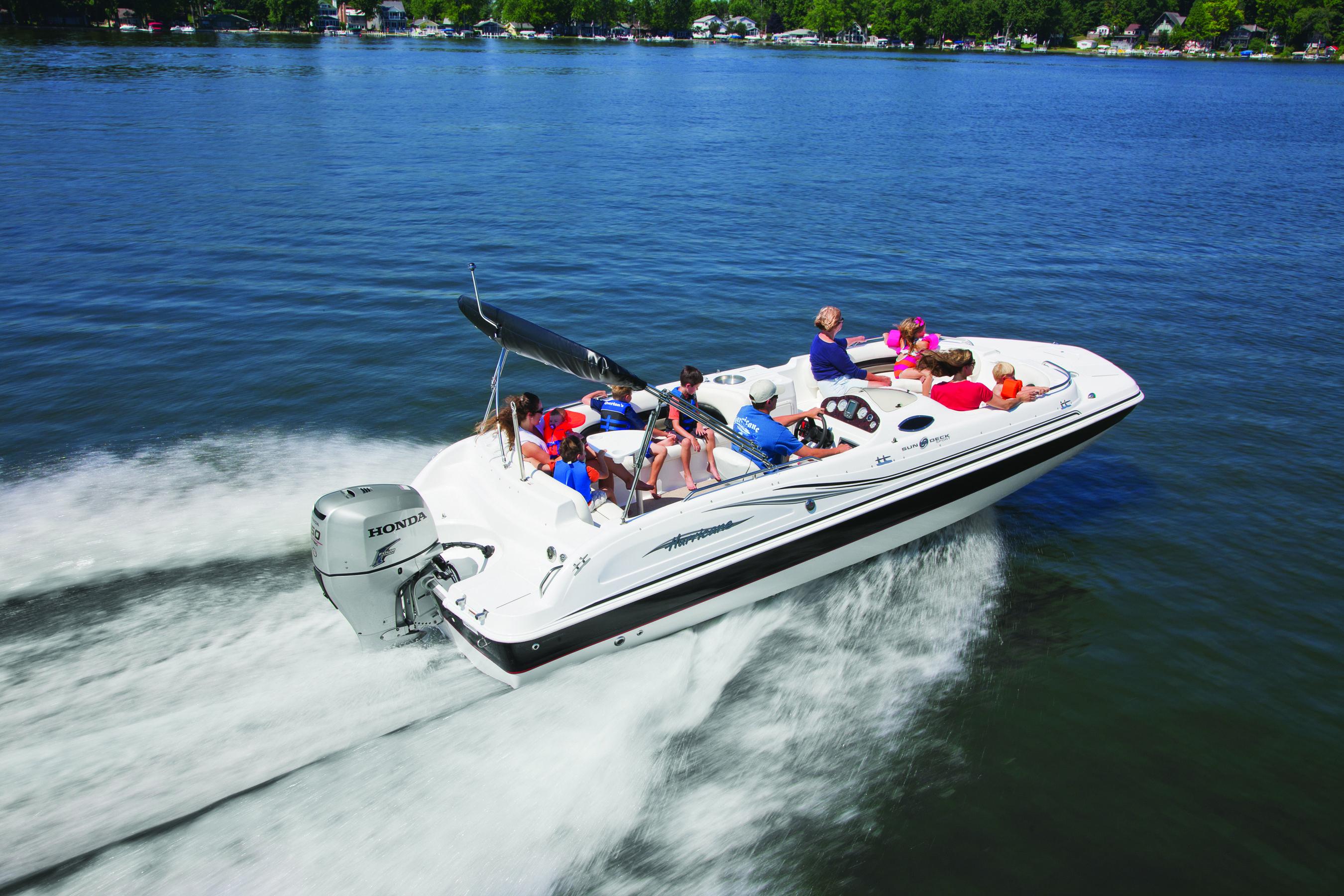 Pin On Hurricane Sundeck Sport Outboard Models