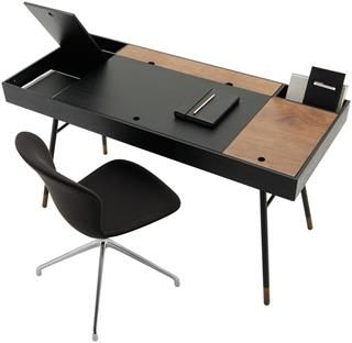 Design Your Own Home Office Space With Desks And Chairs From BoConcept  Furniture Store Sydney Australia. Contemporary Desks And Modern Office  Chairs Give ...