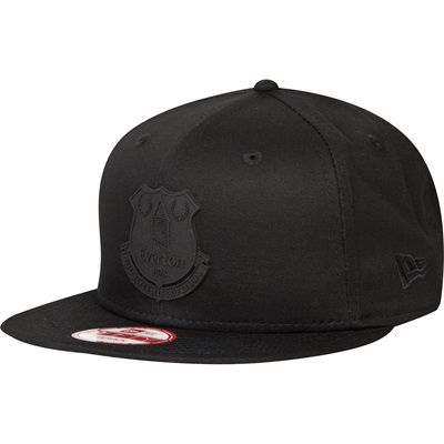 fcf2ad16113 Everton New Era 9 Fifty Snapback Cap Cap - Black