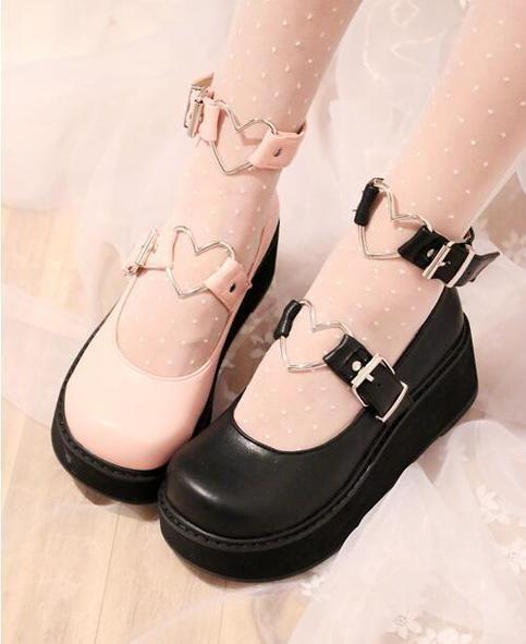 Pin on Harajuku Shoes