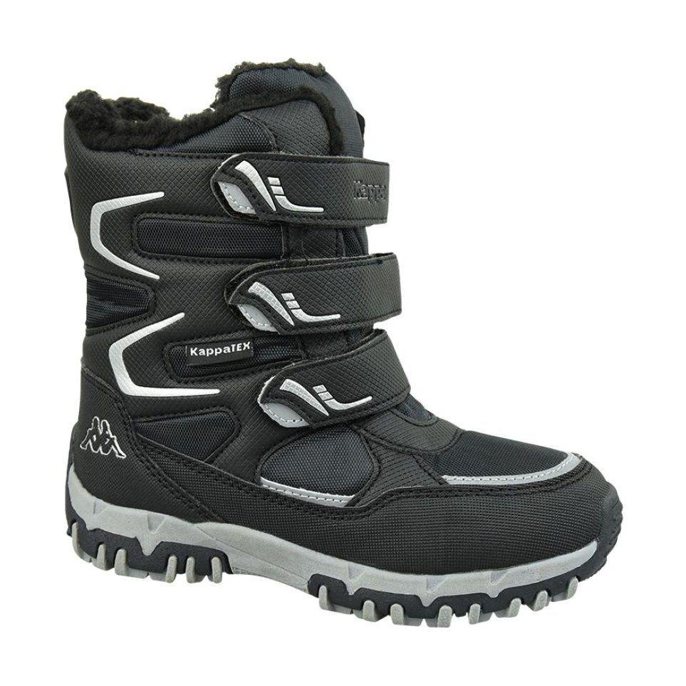 Buty Kappa Great Tex Boot Jr 260558t 1115 Czarne Boots Childrens Boots Kid Shoes