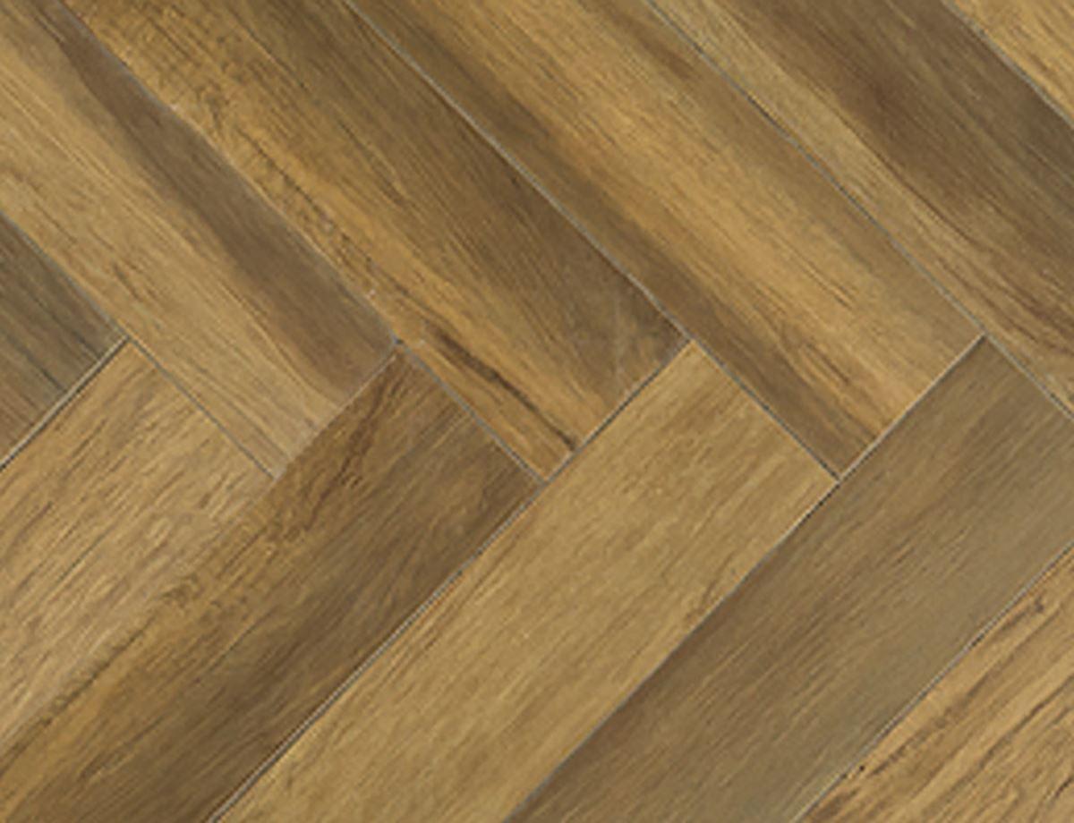 Merriam Oak Herringbone Wood Effect Porcelain Tiles Wood