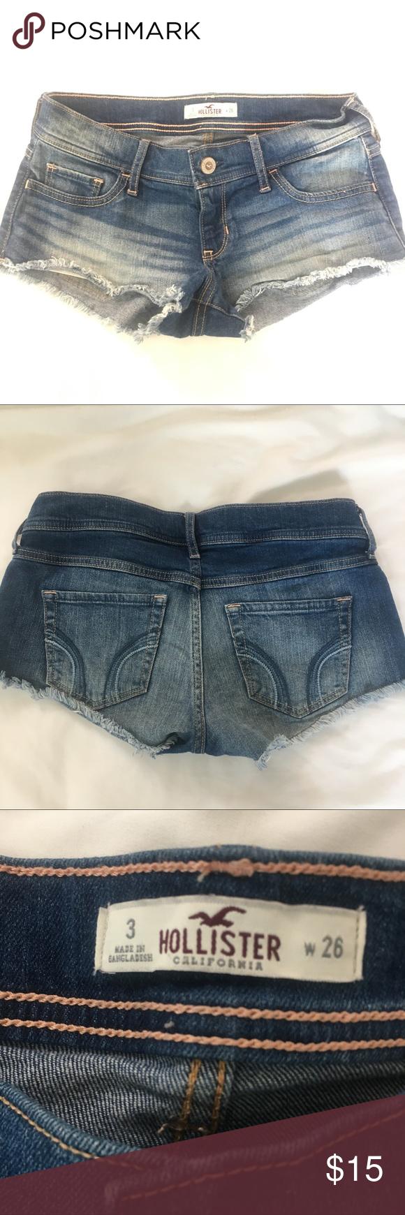 Size 31 Clothing, Shoes, Accessories Buffalo David Bitton White Denim Cut-off Shorts