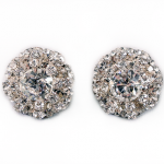Erin Cole Earrings 356. @erin cole couture bridal