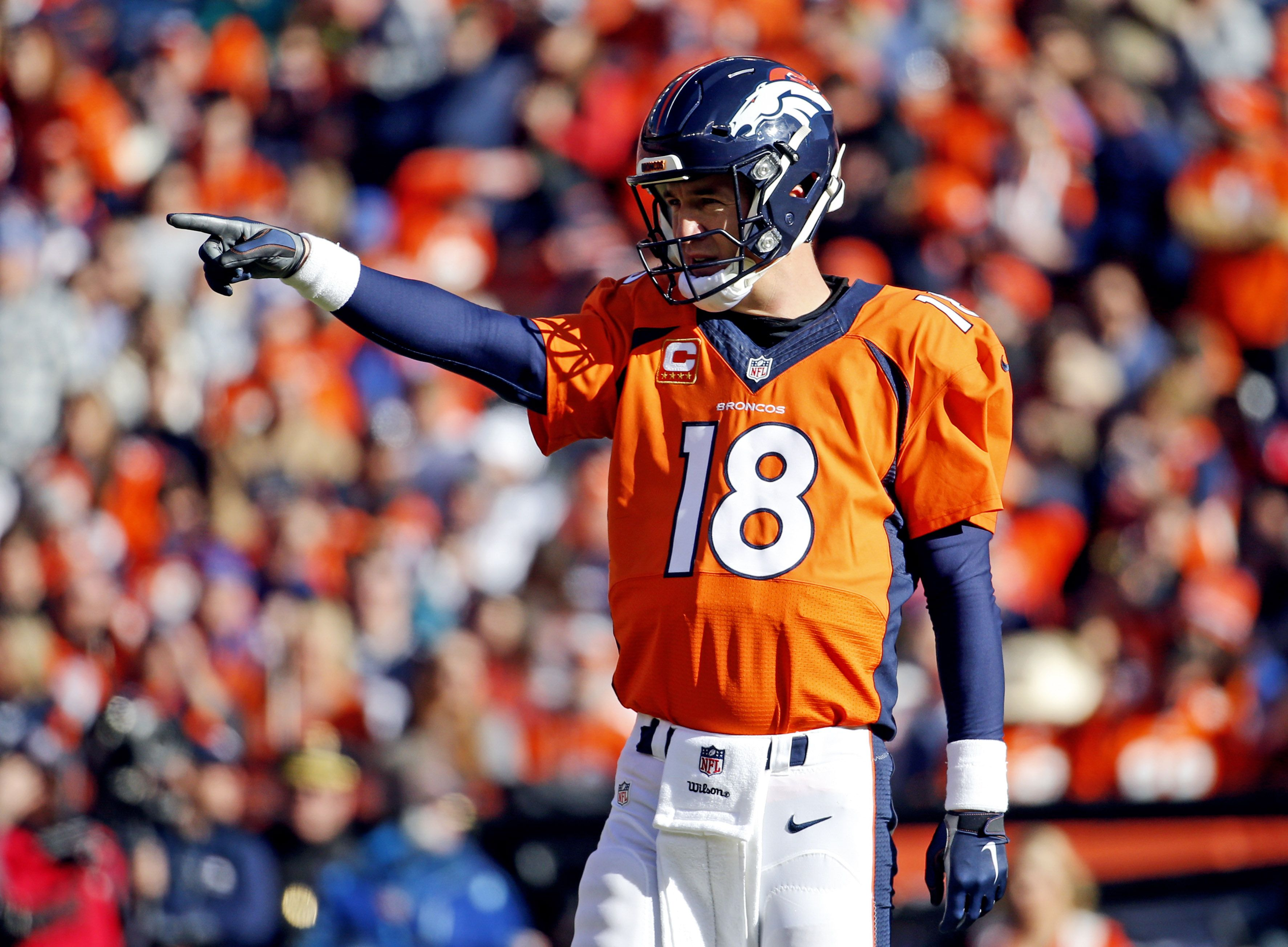 Hey Peyton, the NFL called it wants its ratings back