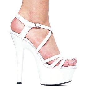 601dreamer high heel platform strappy sandal with