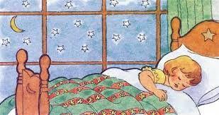 Resultado De Imagen Para Dibujos De Nina Durmiendo En Su Cama Kids Sleep Retro Artwork Painting For Kids
