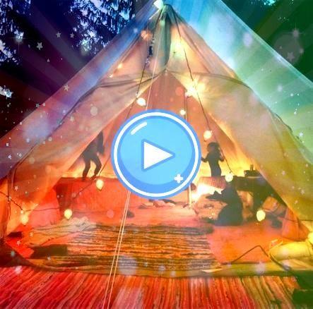 camping slumber party ideas  zelt camping schlummer party ideen tent camping slumber party ideas  tent camping Comfy  Romantique tent camping  Party tent campingtent camp...