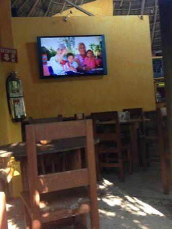 Lounge waiting area at Puerto Adventures, Rhythms of the Night by Vallarta Adventures  |  Las Ca