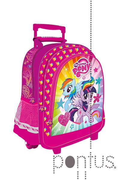 Mochila My Little Pony trolley ref.190896 | JB