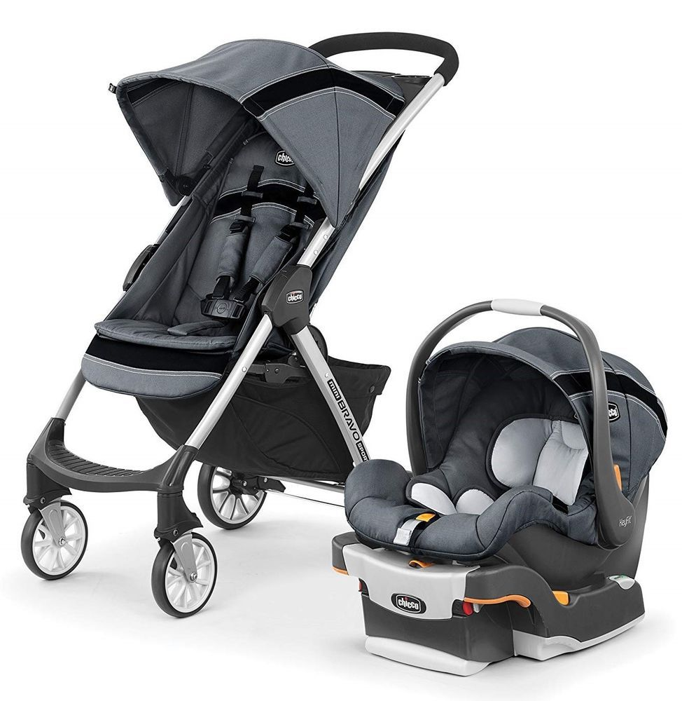 Details about Chicco Mini Bravo Sport Baby Travel System